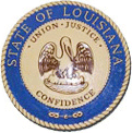 State of Louisiana Emblem